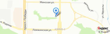 От Зари до Зари на карте Казани