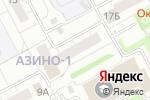 Схема проезда до компании Libro-Tercio в Казани