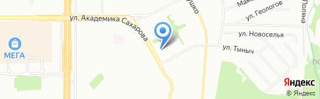 Инвитро на карте Казани