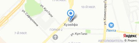 ТЭМ-Строй на карте Казани
