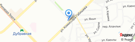 Мир торговли на карте Казани