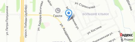 Детский сад №67 на карте Казани