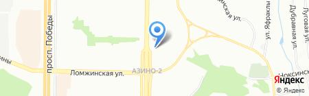 Фабрика качества на карте Казани
