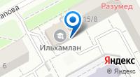 Компания АСК Перспектива строй на карте