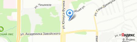 Продуктовая лавка на карте Казани