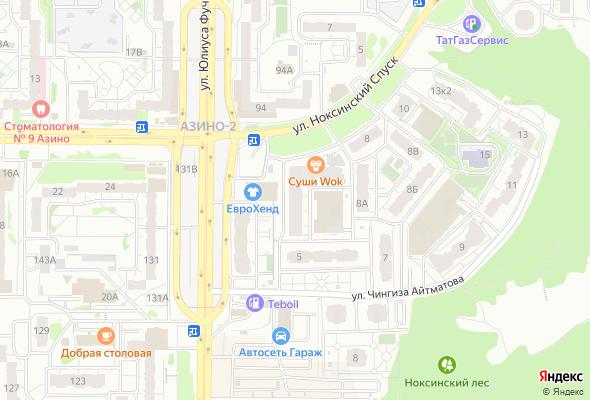 жилой комплекс Царицынский бугор