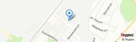 Мастерская мебели на карте Казани