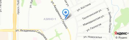 САНТЕХНИКА ОТОПЛЕНИЕ на карте Казани