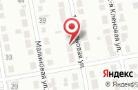 Схема проезда до компании Тор в Казани