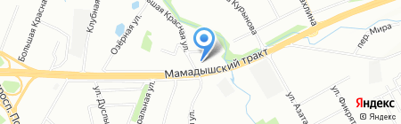 ПрофРемиСтрой на карте Казани