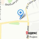 Леопольд на карте Казани