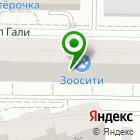 Местоположение компании Казанский клуб подводного плавания