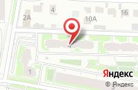 Схема проезда до компании Развитие в Новоселье
