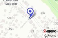 Схема проезда до компании МАГАЗИН БЫТОВОЙ ТЕХНИКИ ЛИДЕР в Апастово