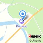 Космос на карте Кирова