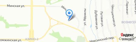 Просто Молоко на карте Казани