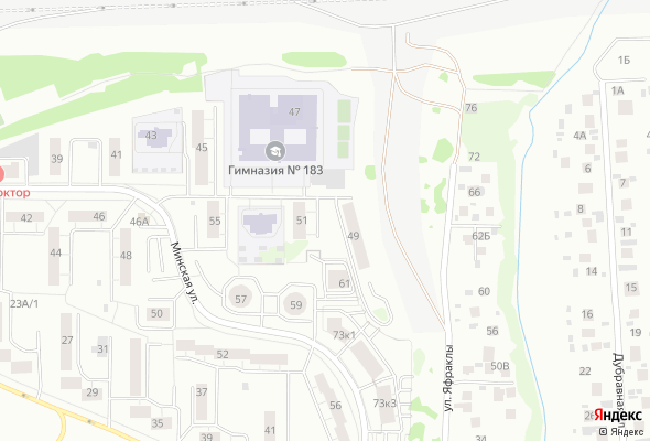 ЖК Дом на Минской