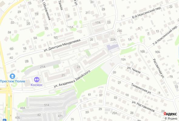 купить квартиру в ЖК по ул. Академика Завойского