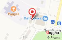 Схема проезда до компании Радуга в Лёвинцах