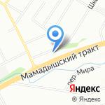 Мрамор-Аккорд+ на карте Казани