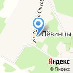 Весна на карте Кирова