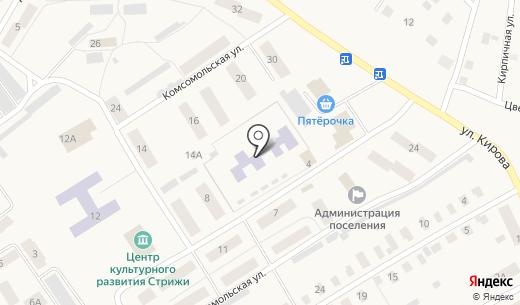 Солнышко. Схема проезда в Башарово