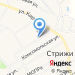 Торговый Дом Быта на карте Кирова