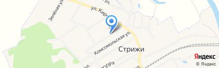Эдельвейс на карте Башарово