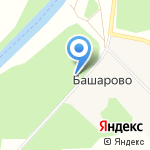 Звёздный на карте Кирова