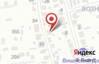 Схема проезда до компании Агрокомплекс в Крымске