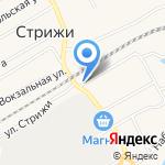 Аленка на карте Кирова