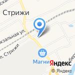 Раздолье на карте Кирова
