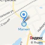 Эдельвейс на карте Кирова