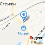 Находка на карте Кирова