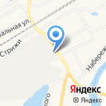 КрасноСтоп на карте Кирова