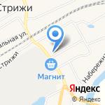 Салон сотовой связи на карте Кирова