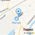 Прогресс плюс на карте Кирова