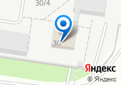 Завод строительных материалов, ЗАО на карте