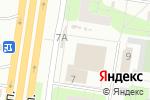 Схема проезда до компании Fix Price в Тольятти