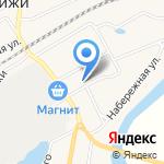 Мастер на карте Кирова