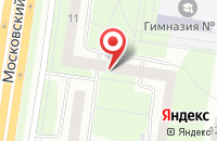 Схема проезда до компании Полимакс в Тольятти
