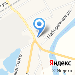Элемент-29 на карте Кирова