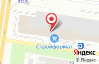 Схема проезда до компании Кредо в Тольятти