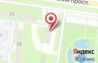Схема проезда до компании Рекламная Группа Адв в Тольятти