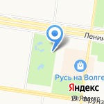 Sweet Life на карте Тольятти