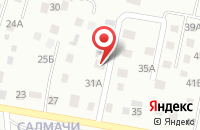 Схема проезда до компании Банкомат, Россельхозбанк в Павловском