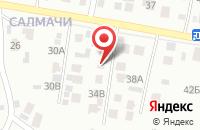 Схема проезда до компании ЯР групп-строй в Кузнечихе