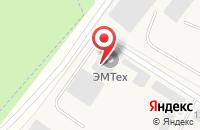 Схема проезда до компании Агролига в Киндери