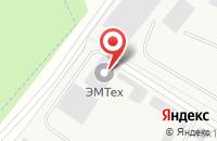 Схема проезда до компании ФС Союз в Киндери