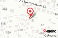 Схема проезда до компании Queen в Старом Шигалеево